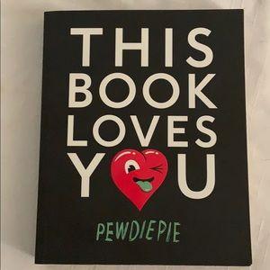 Pewdiepie book